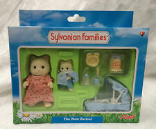 Sylvanian  Families THE NEW ARRIVAL  - FLAIR 4333 - CHANTILLY CAT BNISB