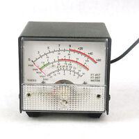 External S meter/SWR/Power Meter display meter For Yaesu FT-857/FT-897