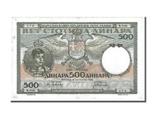 Billets, Yougoslavie, 500 Dinara type Peter II #153719