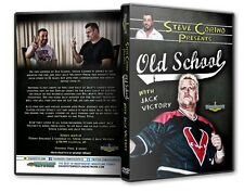 Old School with Jack Victory DVD-R, Mid-South Steve Corino ECW WCW UWF Shoot