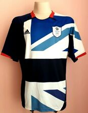 Great Britain National Team Olympic Games 2012 Home Football Adidas shirt