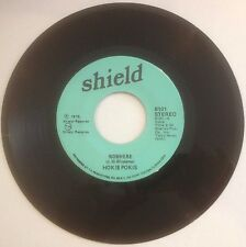 HOKIS POKIS [ NOWHERE / CANT WAIT FOR LOVE ] SHIELD 6101 FUNK R&B EX