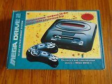 Sega Mega Drive 2 clone console system with 67-in-1 multicart