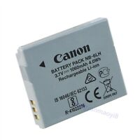 Original Canon NB-6LH Battery for Canon IXUS105 210 S95 90 SX240 510 SX275 NB-6L