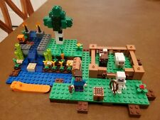 Lego Minecraft The Farm 21114 - complete w/minifigures. no instructions