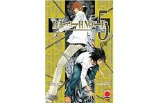 DEATH NOTE 5 - RISTAMPA - PLANET MANGA - PANINI - NUOVO