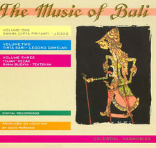 THE MUSIC OF BALI - 3-CD BOXED SET