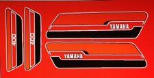 YAMAHA RD400 RD400C USA SPEC DECAL SET 2