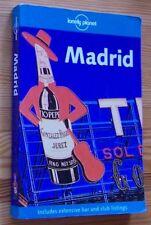 MADRID - Spanien,Prado,El Escorial ... # LONELY PLANET