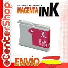 Cartucho Tinta Magenta / Rojo LC970 NON-OEM Brother DCP-135C / DCP135C