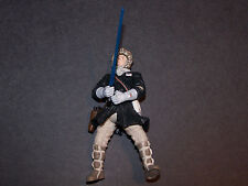LOOSE STAR WARS EMPIRE STRIKES BACK HAN SOLO IN HOTH GEAR ACTION FIGURE SW:ESB