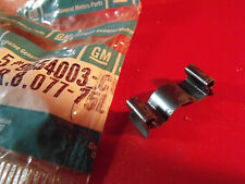 NOS GM 1976-81 Chevrolet Buick Oldsmobile Pontiac Cadillac hood latch cable clip