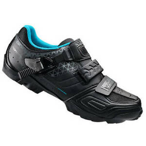 Shimano WM64 Women's MTB Shoes Black EU37