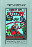 Marvel Masterworks Mighty Thor HC Hard Cover Vol 01 New Printing