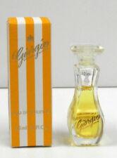 Giorgio Beverly Hills Eau De Toilette mini 0.1oz 3.5mL Yellow
