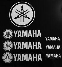 Yamaha 10 Piece Universal Sticker/Decal set ~ 14 Colors Motorcycle R1 R6 YZF ATV