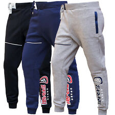 Farabi Thermal Fleece Trousers for Jogging Running Gym Fitness Training Exercise