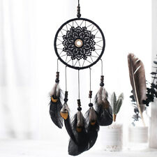 5 Feathers Nordic Style Dream Catcher Dreamcatcher Home Car Bedroom Decor
