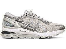 Asics Gel-Nimbus 21 mid grey silver 1011A169 020 mens running marathon shoe 9 12