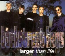 Backstreet Boys - Larger Than Life - CD Single