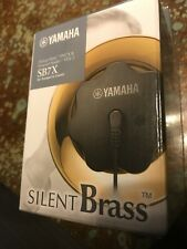 Official YAMAHA SILENT BRASS SB7X for Trumpet Cornet