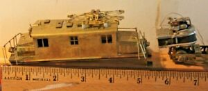 Metal train kit Ho scale