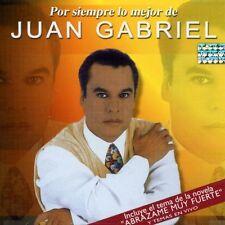 Juan Gabriel - Por Siempre Lo Mejor de [New CD]