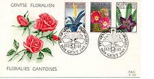 timbre FDC Belgique