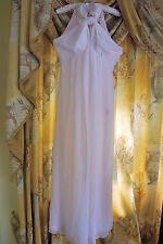 BNWT Ted Baker white silk maxi dress, size 10 RRP £249