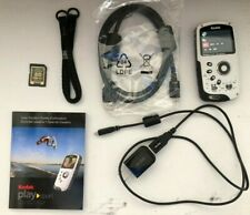 Kodak PlaySport (Zx3) HD Waterproof Pocket Video Camera w/accessories+16GB SDHC