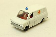 ESF-00734Efsi Ford Transit Rotes Kreuz,mit  Gebrauchsspuren,Lackschäden,etc