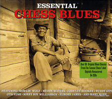 ESSENTIAL CHESS BLUES  (NEW SEALED 2CD)