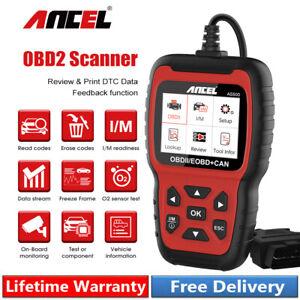 Auto Car Vehicle OBDII Diagnostic Scanner Fault Code Reader OBDII EOBD Scan Tool