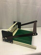 Manual Creasing & Scoring Paper Machine.