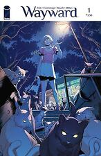 Wayward #1 1st print cover A Jim Zub Steven Cummings Image NM unread