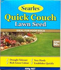 SEARLES QUICK COUCH LAWN SEED 400G