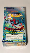 Spider Man 1962-1992 Collector Cards 30th Anniversary Factory Sealed Box