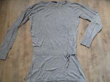 Private Industries più facilmente lungo pullover grigio tg. 40? kos917 Top