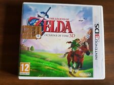 THE LEGEND OF ZELDA OCARINA OF TIME 3d Nintendo 3DS /2DS /Completo/ITA 1 STAMPA