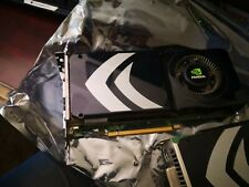 TWO MATCHED! NVIDIA GeForce 8800 GTS 512 Dual DVI-I PCIe Graphics Cards 512MB