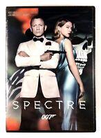 Spectre (DVD New Sealed) 007 James Bond Daniel Craig Christoph Waltz SHIPS FREE!