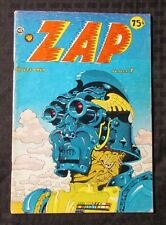 1974 ZAP #7 VG 2nd Printing CRUMB Gilbert Shelton Underground Comix