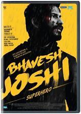 Bhavesh Joshi Superhero Hindi DVD  Bollywood New Action Film Harshvardhan Kapoor