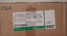 """Philips Lightolier-S7142BU 7"""" Recessed Down Light Frame 120/277VAC 26W, 32W, 42W"""