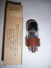 Vintage Sylvania JAN-CHS-6SL7WGT NOS/NIB Tube