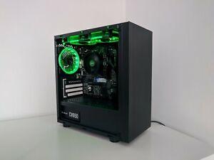 Gaming PC Discounted, Ryzen 5 5600x, 1TB M.2, 16GB 3200mhz, 650w PSU, No Gpu