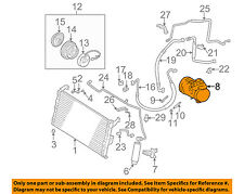 TOYOTA OEM 96-97 RAV4-A/C AC Compressor 883204201084