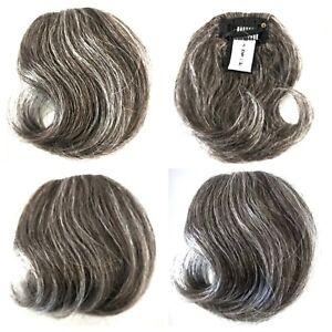 Small Clip in Helper Hair Filler topper Enhancer Add-On Piece Volumizer Wiglet