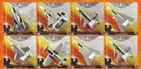MATCHBOX SKY BUSTERS TOP GUN MAVERICK - DARKSTAR, LOCKHEED MARTIN, BOEING, F-14