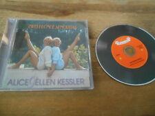 CD Schlager Alice Ellen Kessler-Deux Blonde Senoritas (32 chanson) Bear Family JC